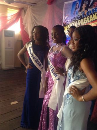 Loral International School 4th Beauty and Brains Pagent festac online (2)