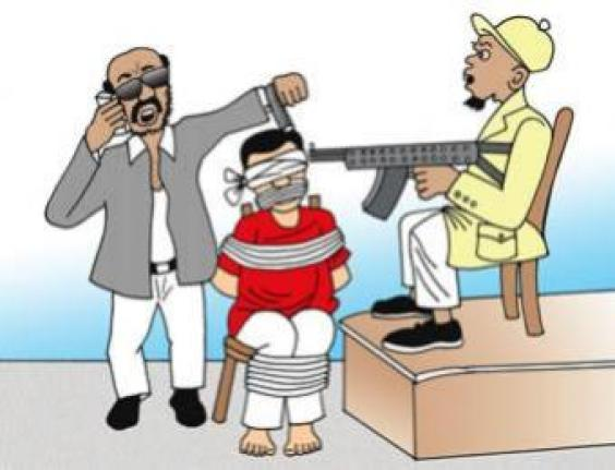 Kidnapping on The increase in Festac
