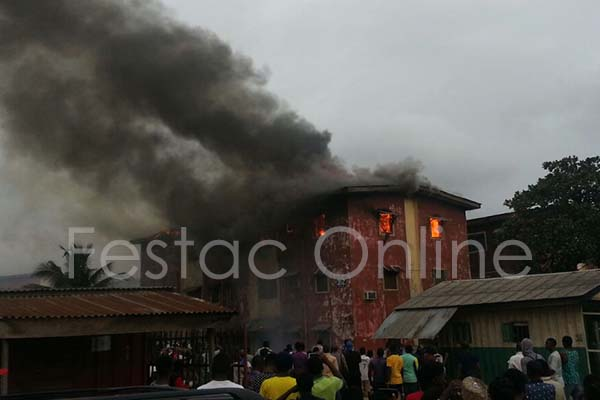 Flats On Fire Amuwo Odofin (1)
