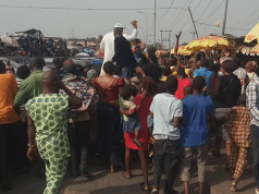 Amuwo Residents Condemn Hon. Dipo Olorunrinu Christmas Presents