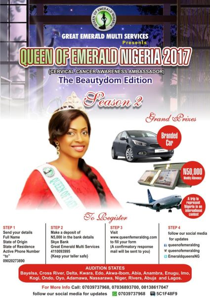 Queen-of-emerald-Nigeria-2017