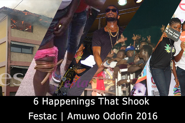 6 Happenings That Shook Festac Amuwo Odofin 2016
