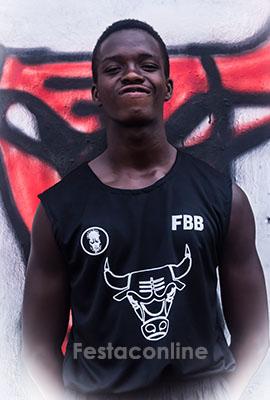 Okafor Patrick Festival Basketball Bulls