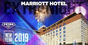 capodanno 2019 Hotel Marriott Milano