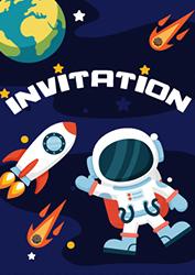 imprimez vos invitations d