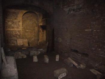 Sotto la città: la basilica sotterranea di S. Crisogono