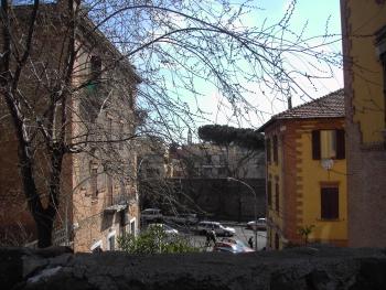 Il Piccolo Aventino dal Medioevo alla costruzione del quartiere San Saba