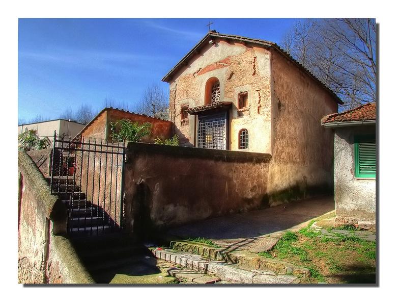 Luoghi nascosti tra le fronde del Tevere: la chiesetta di Santa Passera
