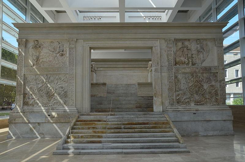 L'Ara Pacis: il capolavoro della Roma augustea