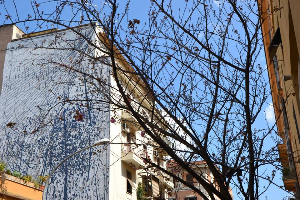 STREET ART TOUR: i muri di TORPIGNATTARA