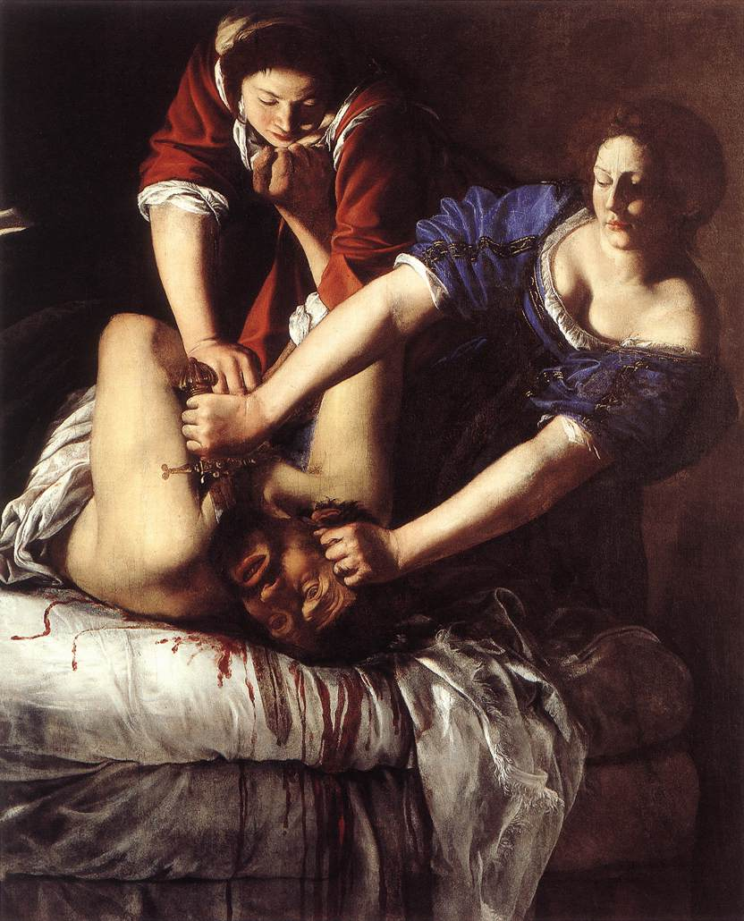 """Visita guidata alla mostra """"Artemisia Gentileschi e il suo tempo"""""""