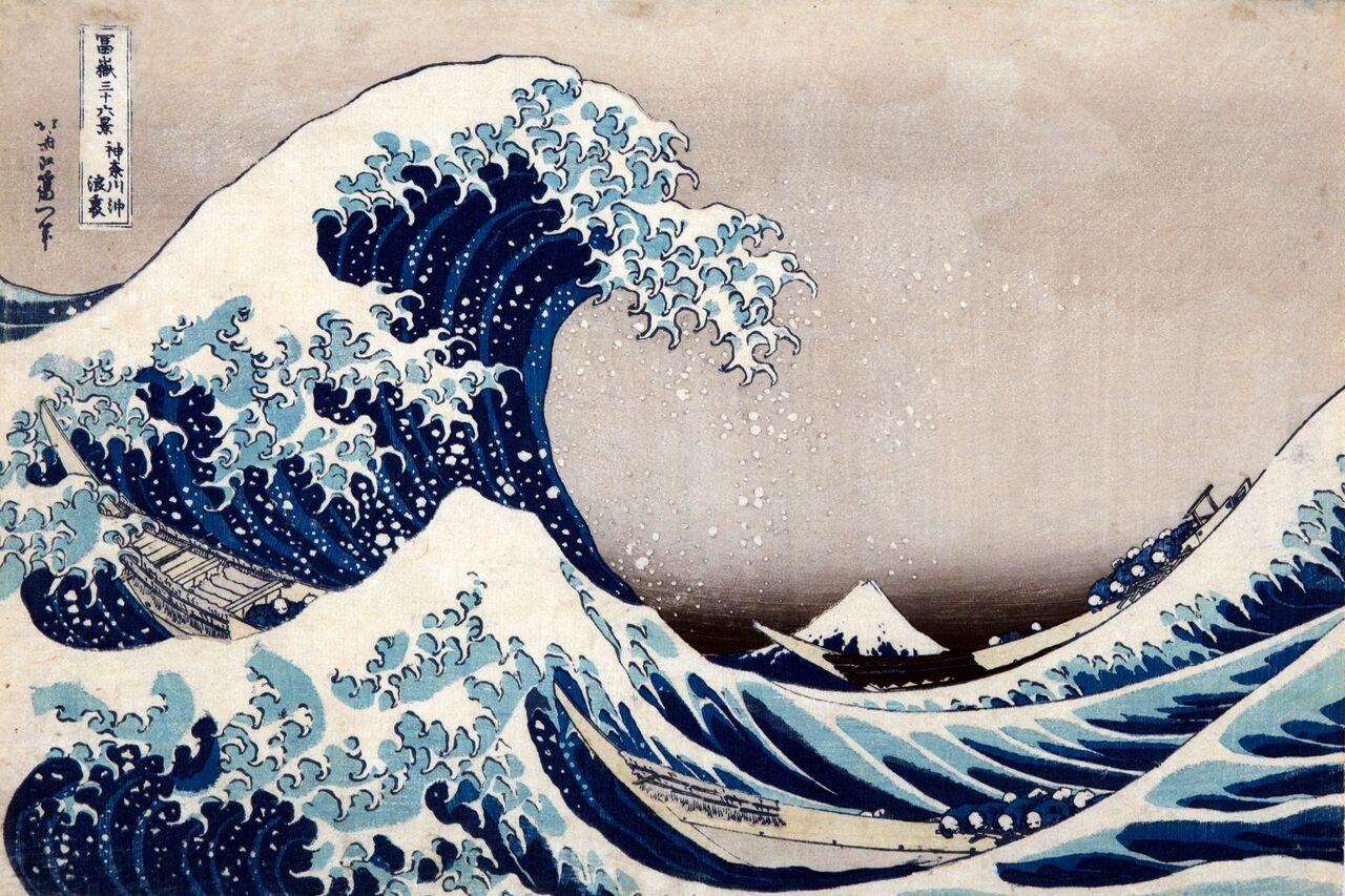 Hokusai. Sulle orme del Maestro: visita guidata alla mostra