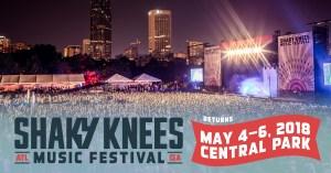 Shaky Knees Festival 2018