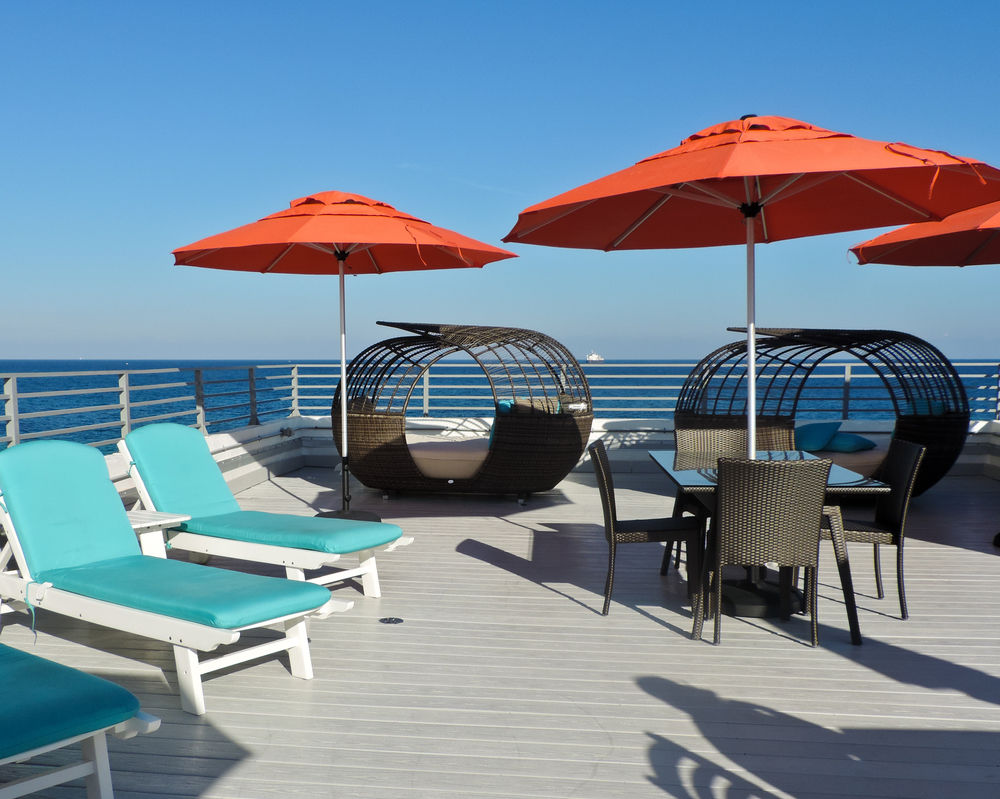 Tortuga Music Festival hotels. Snooze Ft. Lauderdale