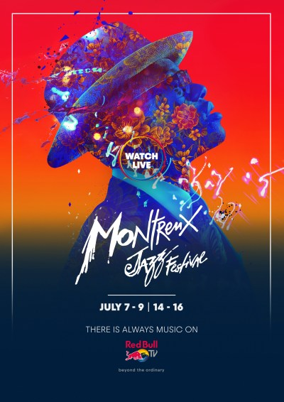 「MONTREUX JAZZ FESTIVAL 2017」Red Bull TVにてライブ配信