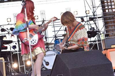 【ライブレポート】GLIM SPANKY@ SWEET LOVE SHOWER 2017