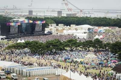 【ROCK IN JAPAN FESTIVAL特集】初心者&ビギナー向けガイド〜アクセス・服装・おすすめエリア〜