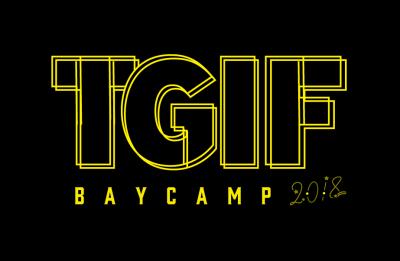 「BAYCAMP 2018」前夜祭となるTGIFが今年も開催決定&出演アーティスト第2弾解禁も