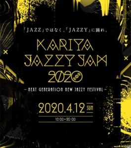 KARIYA JAZZY JAM 2020