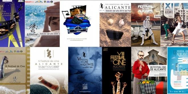 El Festival de Cine de Alicante convoca un concurso para seleccionar el cartel anunciador de su 14ª edición