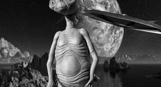 film ET extraterrestre