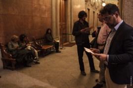 Fotos concerto salão árabe, no dia 16 de maio, com Iman Kandoussi e seus convidados