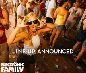 Electronic Family 2015 lineup announcement