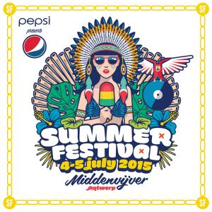 Summerfestival 2015 cover