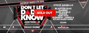 DLDK sold out