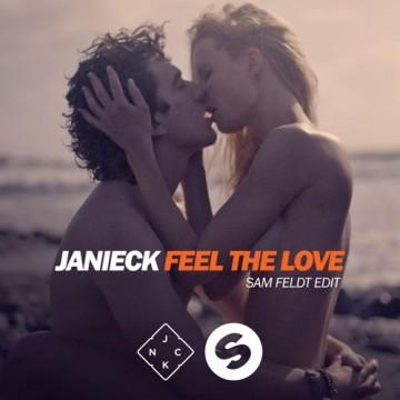 Janieck Feel The Love Sam Feldt edit