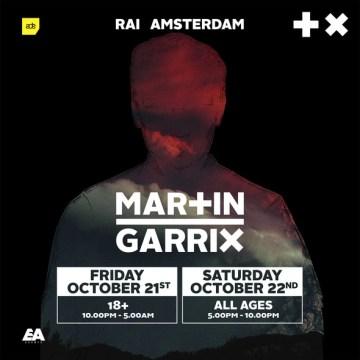 Martin Garrix solo show ADE