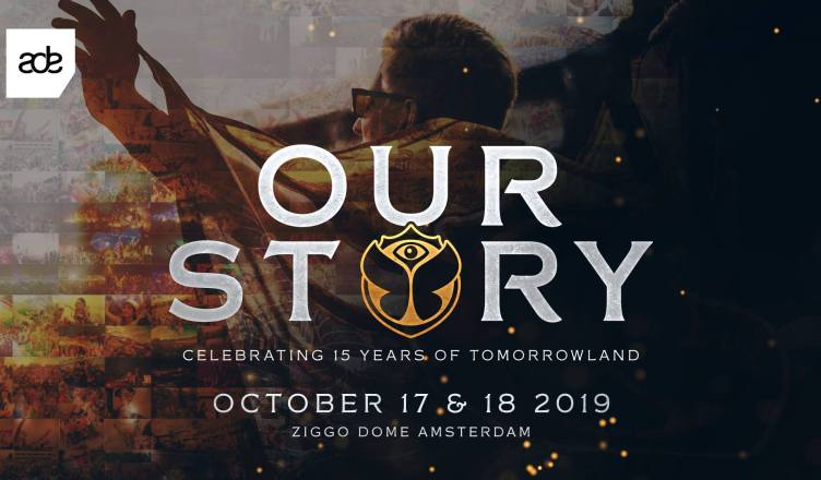 Tomorrowland presents Our Story - 15 years of Tomorrowland