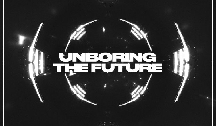 Magnificence & Shapov - Unboring The Future