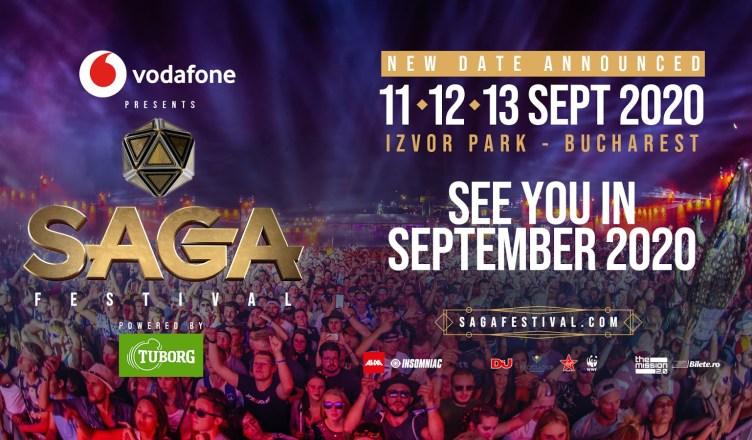 SAGA Festival September 2020
