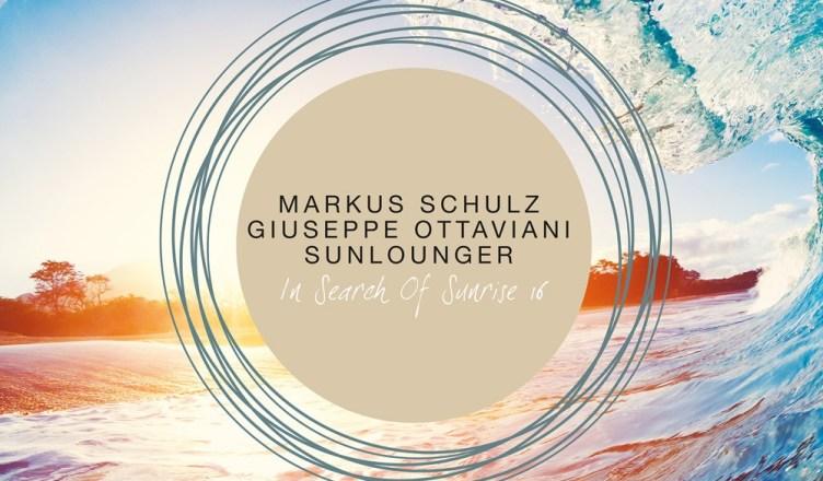 In Search Of Sunrise 16 Giuseppe Ottaviani Sunlounger Markus Schulz