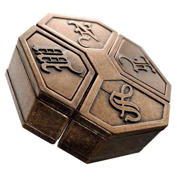 Rompicapo puzzle Huzzle Cast News Difficoltà gran Maestro