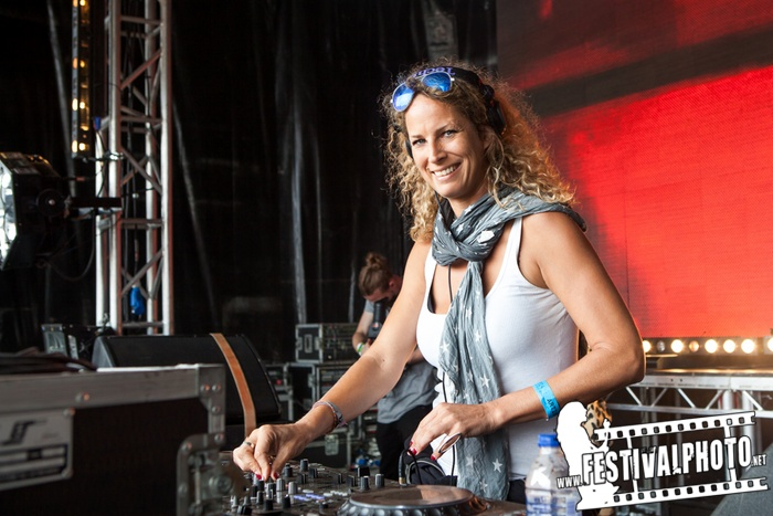 Monika Kruse @ Tomorrowland 2015