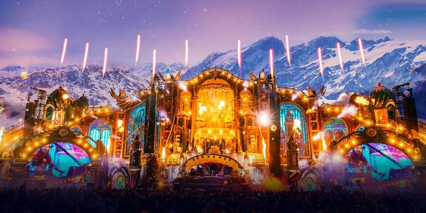 Tomorrowland Winter Alpe d'Huez
