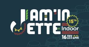 Jam'in Jette Indoor 2019
