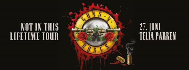 Un'esplosione di rock: Guns'n Roses, Biffy Clyro e Backyard Babies a Copenaghen
