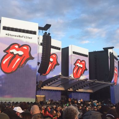 Ready for The Rolling Stones