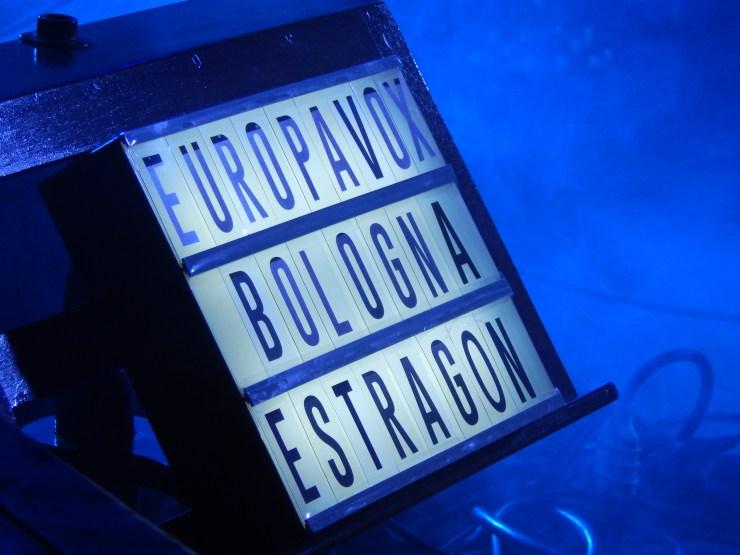 Europavox Bologna - anteprima estragon days