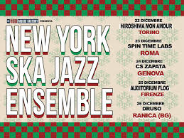 new york ska jazz ensamble @ druso