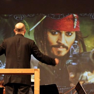 Pirati dei caraibi Filmusic @Teatro duse 8/02/18