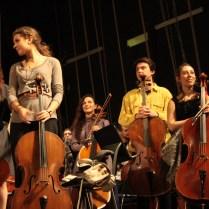 Viole Filmusic @teatro Duse 8/02/18