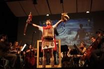 Gladiatore Filmusic @teatro Duse 8/02/18