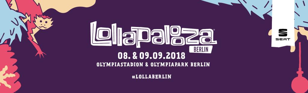 lollapalooza berlin 2018