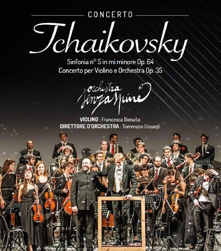 Orchestra senzaspine social concert locandina