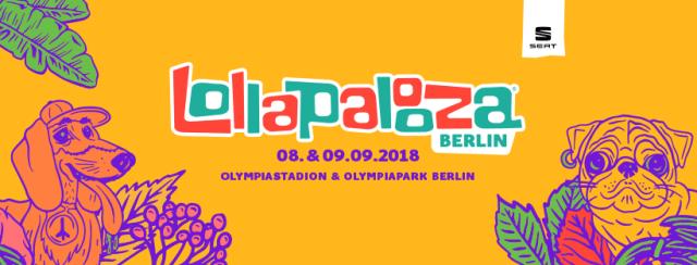 Festival Passport si fa in 4 e vola al Lollapalooza Berlin