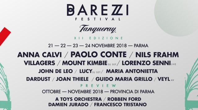 Parma vive, suona, accoglie dal 21 al 24 novembre con Barezzi
